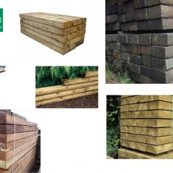 5 Different types of Sleepers in stock