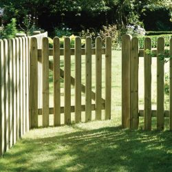 Picket gate and Picket Fencing