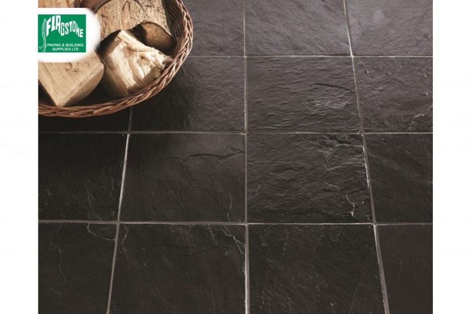 Blue-Black Natural Slate Tiles