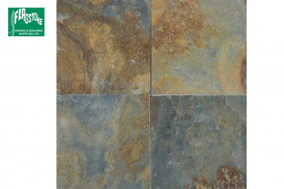 Vijaya Gold Natural Slate Tiles