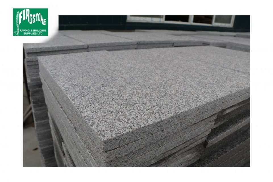 silver grey granite 600mm x 300mm