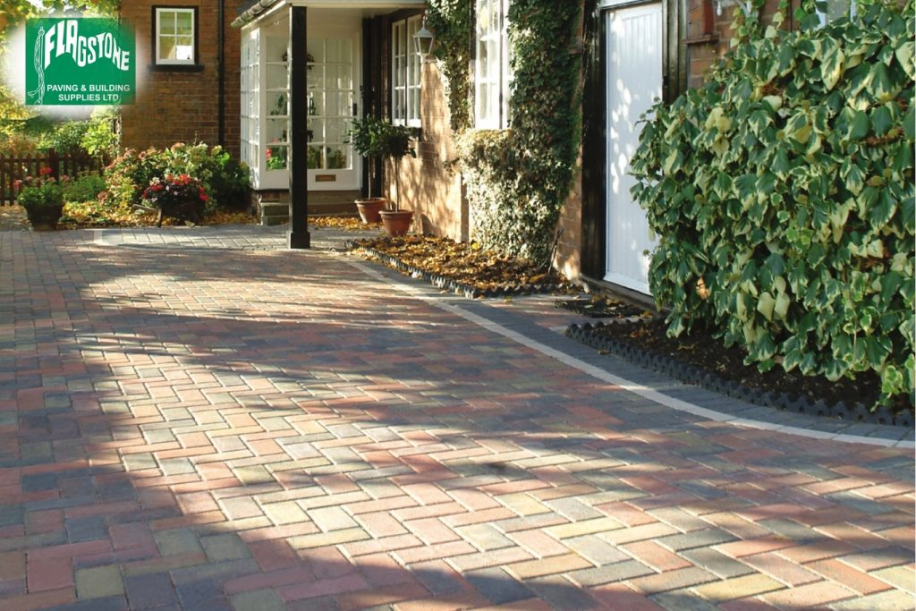 Autumn Driveway block pavers
