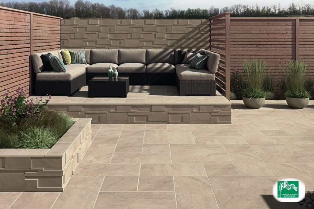 Vetusto paving in Dune