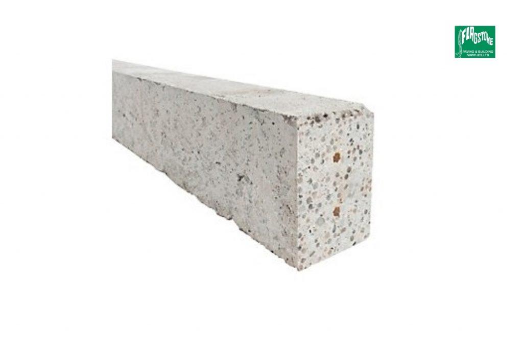 140mm x 100mm R15 concrete lintel