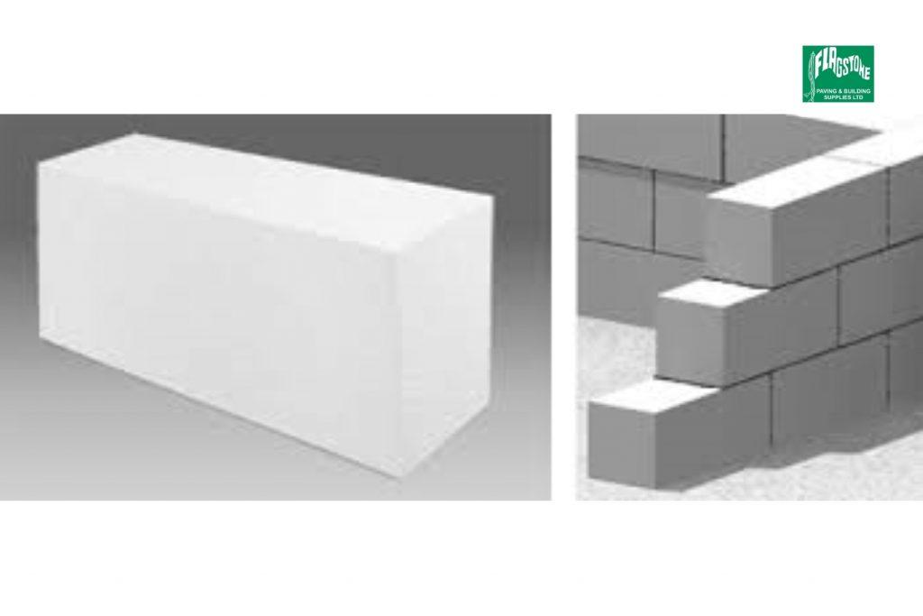215mm Ytong blocks 3.6n