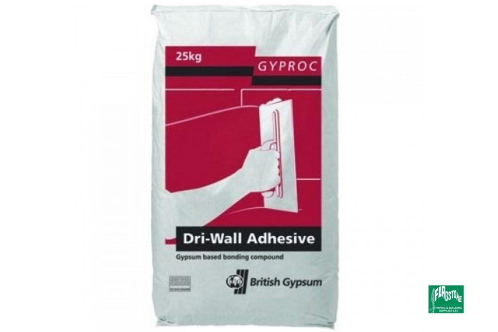 Dri wall adhesive