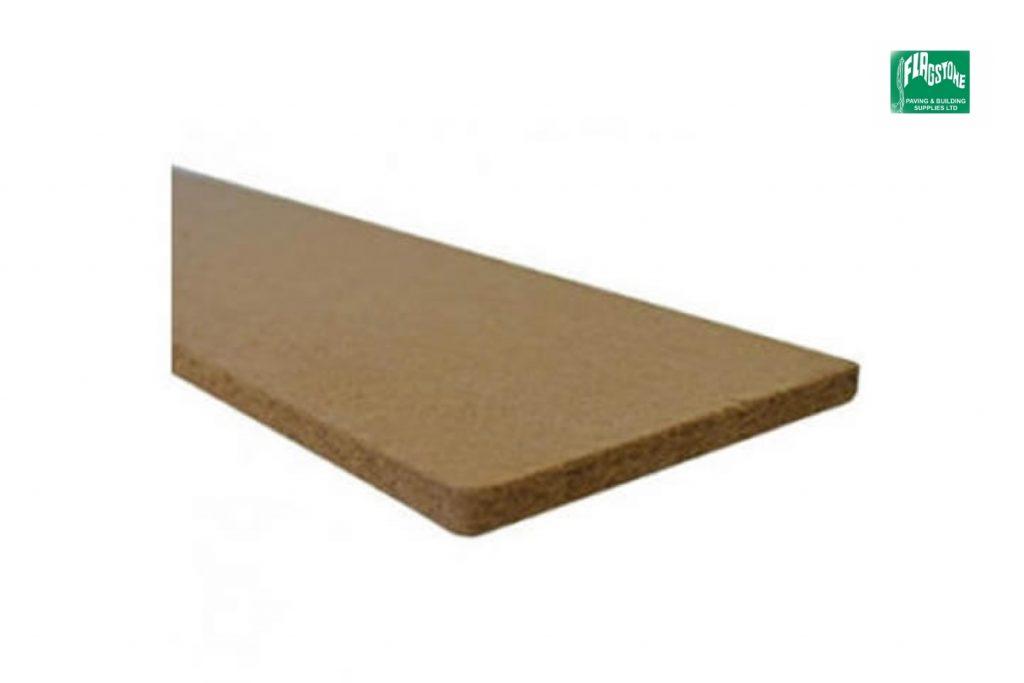 Fibreboard expansion joint filler