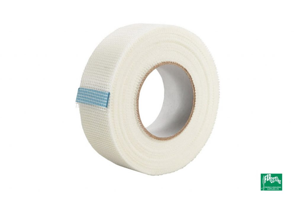 Self adhesive scrim tape