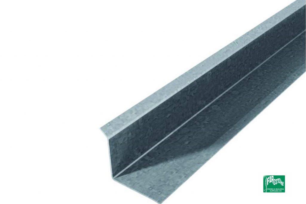 Single leaf steel lintel
