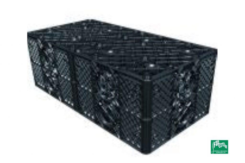 Soak away crates