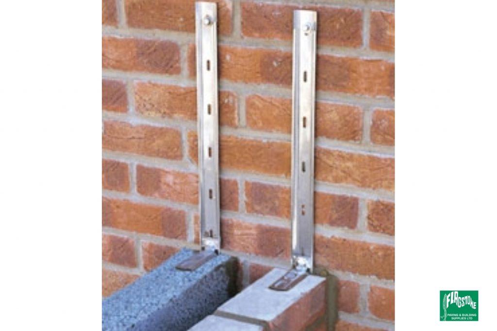 Stainless Steel Wallstarters
