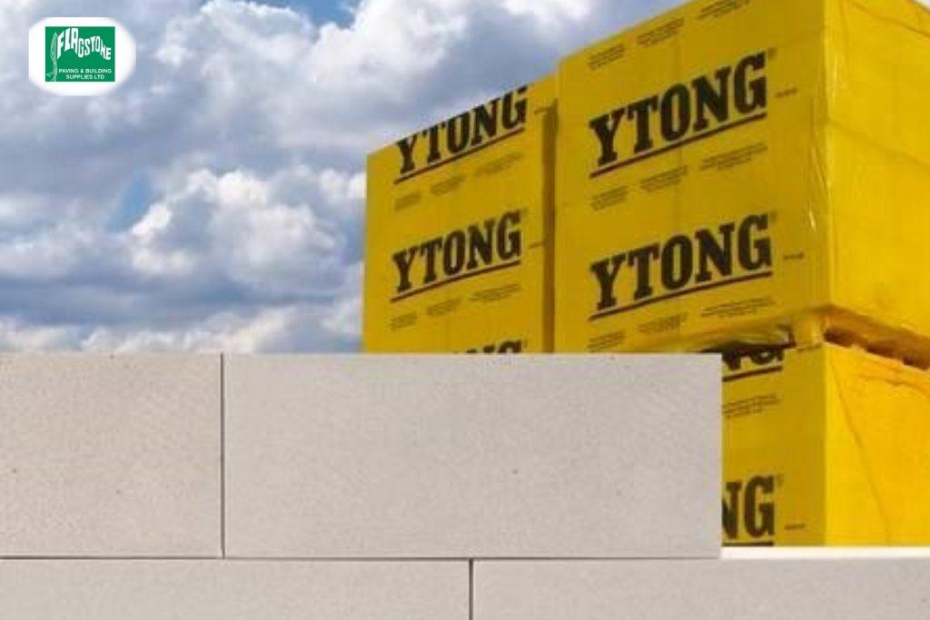 100mm Ytong blocks 3.6n